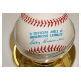 Dan Gladden Signed Baseball - Personalized