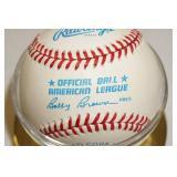 Juan Berenguer Signed Baseball