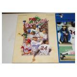 1987 World Series Memorabilia - Program, Hanky