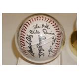 5 Twins Collector Baseballs