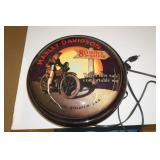 Harley Davidson Globe Light