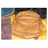6 Bags - Victorias Secret, Leather Backpack
