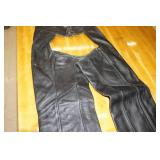 Harley Davidson Leather Chaps - Women