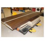 Corner Wood Closet System