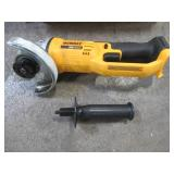 Dewalt 20-Volt Max Lithium-Ion 4-1/2 in. Cordless Grinder (Tool-Only), DCG412B - Used.