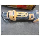Dewalt 20-Volt Max Lithium-Ion Cordless Drywall Cut-Out Tool (Tool-Only), DCS551B - USED.