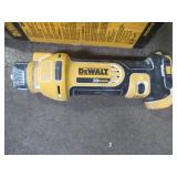 Dewalt 20-Volt Max Lithium-Ion Cordless Drywall Cut-Out Tool (Tool-Only), DCS551B - USED - Missing Depth Guide.