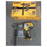DEWALT 20-Volt MAX Brushless Cordless 1/2 in. Hammer Drill/Driver with FLEXVOLT ADVANTAGE (Tool Only) - Used.