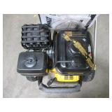 Dewalt 3400 PSI at 2.5 GPM Cold Water Gas Pressure Washer with Electric Start, DXPW3425E - NEVER USED - MISSING WATER CONNECTION.