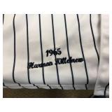 Harmon Killebrew Signed Jersey ( JSA Authentication )