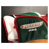 manny hernandez embroidered Goalie Glove