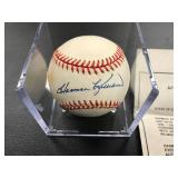 Harmon Killebrew Autograph Baseball ( COA Included )