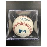 Tom Kelly Autographed Baseball