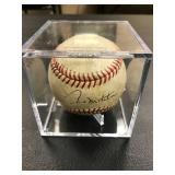 Paul Molitor Autographed Baseball