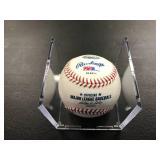 Justin Morneau Autographed Baseball ( PSA/DNA Authentication )