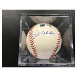 Dan Gladney Autographed Baseball