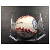 Josh Willingham Autograph Baseball