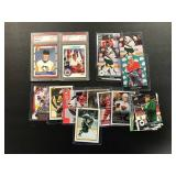 Lot of Hockey Cards + packs of cards ( see photos for details )