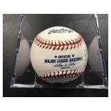 Francisco Liriano Autographed Baseball