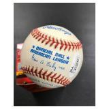 Harmon Killebrew Autograph Baseball ( JSA Authentication )