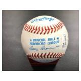 Rod Carew Autographed Ball ( JSA Authentication )