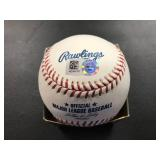 Doc Gooden Autographed Baseball ( MLB Authentication )