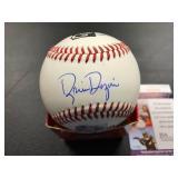 Brian Dozier Autographed Baseball ( JSA authentication )
