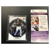 Joe Mauer Autographed Card ( JSA Authentication )