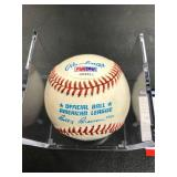 Kirby Puckett Autographed Baseball ( PSA Authentication )