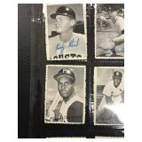 Lot of Vintage Deckle Lot ( Clemente, others, see photos for details )