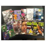 Lot of Magazines, Programs, ( see photos for details )