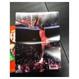 Large Lot of Wheaties, Michael Jordan Posters