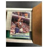 1992 Fleer Ultra Basketball Set with Shaq Rookie ( see photos for details )
