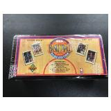 1991-92 Upper Deck Sealed Basketball Box ( see photos for details )