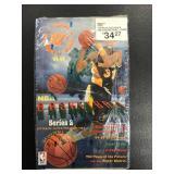 Sealed Box of 1994-95 Stadium Club Series 2 Basketball