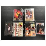 Lot of USA Basketball Sets and Michael Jordan Cards