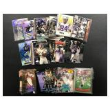 Large Lot of Randy Moss Cards ( rookie, Vets, Ect. )