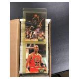 1992-93 Stadium Club Basketball Set