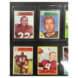 Lot of Vintage Football Cards ( see photos for details )