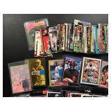 Large Lot of Rookies, Stars, Misc Cards ( See photos for details )