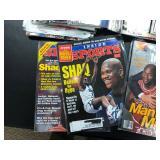 Large Lot of Magazines, sports illustrated