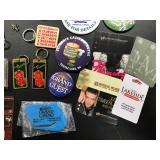Huge Lot of Las Vegas and Casino related Memorabilia!
