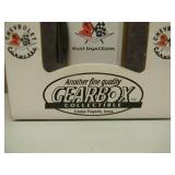 GEARBOX GAS PUMP REPLICA - CHEVROLET CORVETTE 1957 - LIMITED EDITION! - NEW IN BOX! - SEE PICTURES!