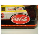 MATCHBOX COLLECTIBLES 1957 GMC PANEL VAN COCA-COLA 1/18 SCALE - NEW IN BOX! - SEE PICTURES!