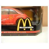 MATCHBOX COLLECTIBLES 1999 VW BEETLE McDONALD