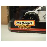 MATCHBOX COLLECTIBLES D.A.R.E. VW BEETLE 1/18 SCALE - NEW IN BOX! - SEE PICTURES!