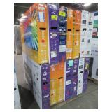 "UNTOUCHED Wholesale Pallet of 50"" Smart Ultra HD TV"