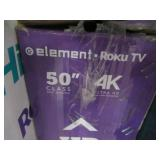 "UNTOUCHED Wholesale Pallet of 43"" 50"" & 55"" Smart Ultra HD TV"