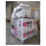 WHOLESALE MIXED PALLET OF MICELLANOUS SMALL KITCHEN APPLIANCES AND COOKWARE!