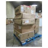 WHOLESALE MIXED PALLET OF MICELLANOUS MEDICINE CABINETS AND BATHROOM SINKS!